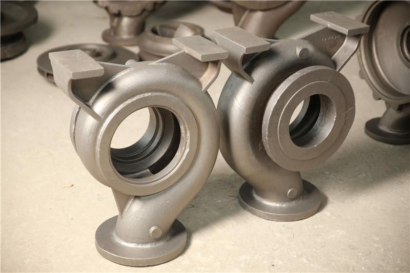 砂铸件的使用不同类型粘结剂的作用