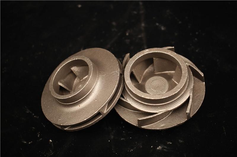 砂铸件的粘结剂的使用及工艺过程